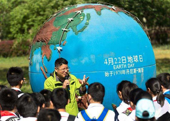 Partnerships for China's Environmental Education - Rob Efird