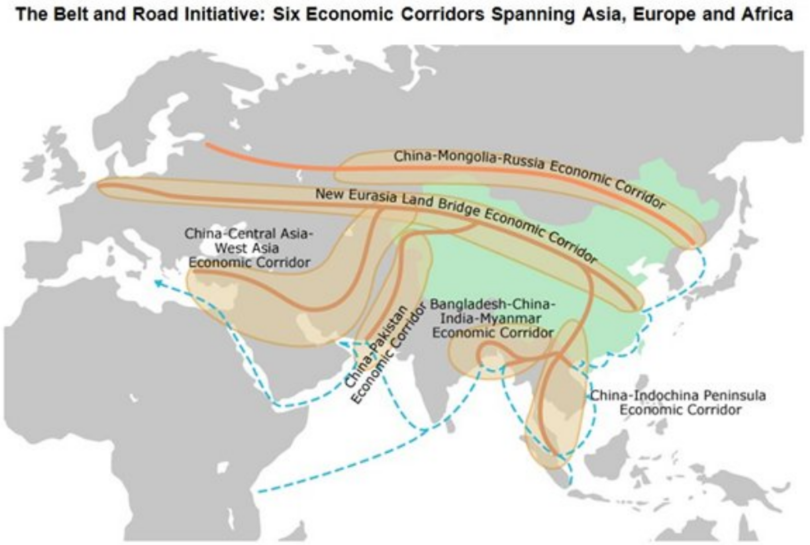New Formulas Proposed for Advancing Belt & Road - CHINA US Focus
