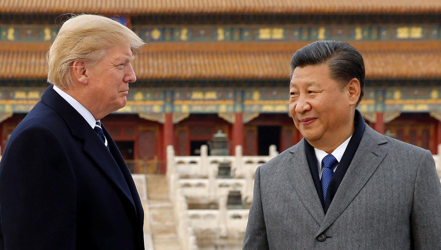 Image result for trump xi beijing