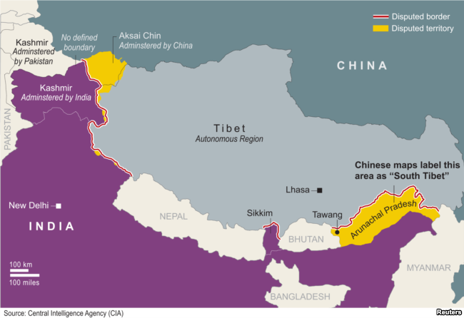 Unwinding The China India Standoff In The Sikkim Himalayas China