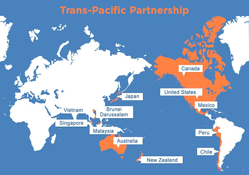 Tpp Should Be Inclusive China Us Focus