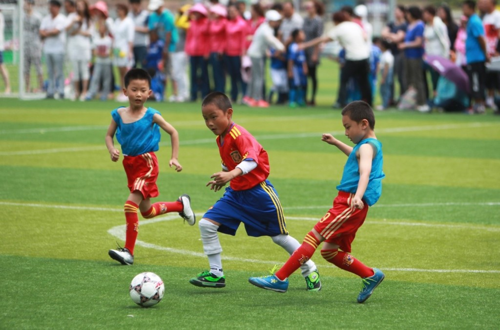 how to say soccer in chinese