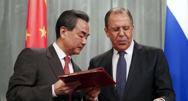 Russia China In Agreement On North Korea South China Sea April